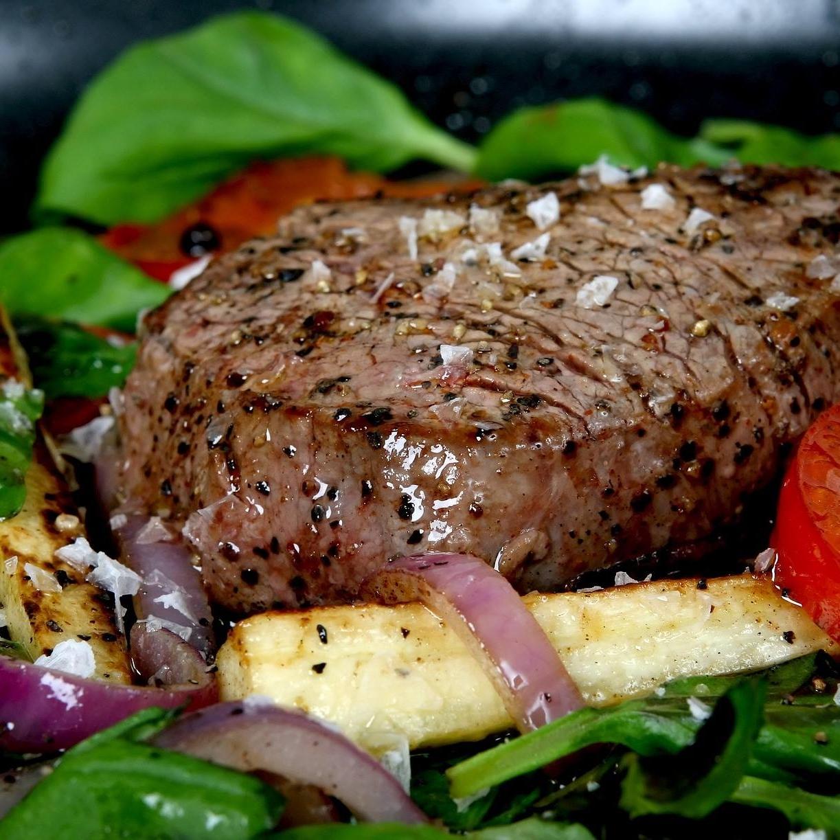 Delicious Food -
