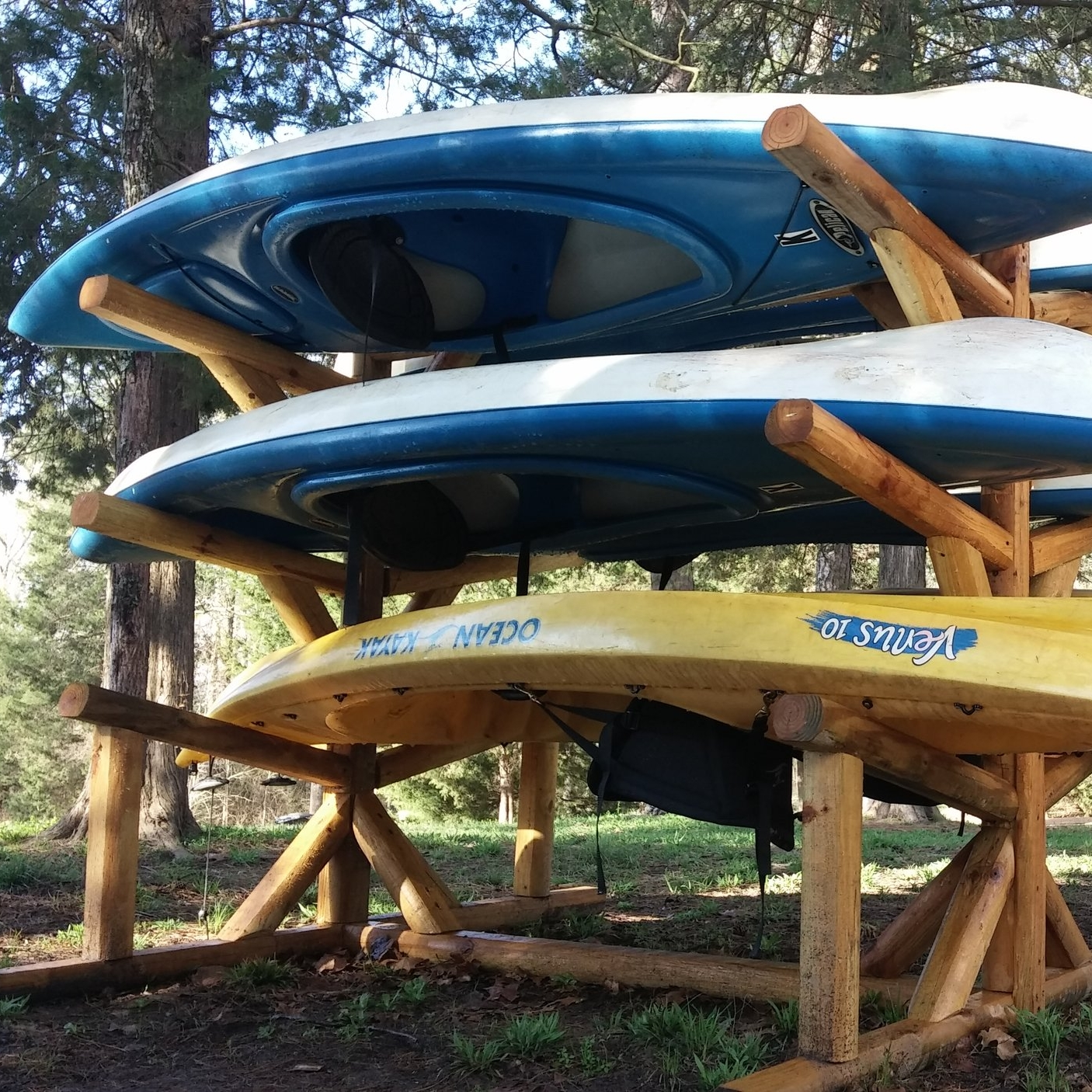 Kayaks, Paddle Boards, Pedal Boats, and More -