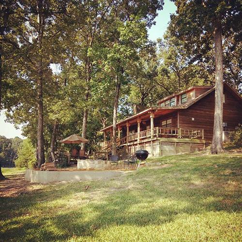 Bent Tree Cottage - Sleeps up to: 12