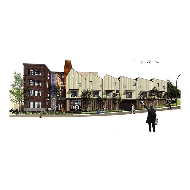 It's Marathon Monday in Boston, and we couldn't help but reflect on  #winning and competition.  This is a project we submitted for a City of Boston RFP in 2018. We put oodles of time into the design, the presentation, and laying the ground work in the community. We proposed a 22 unit project of middle income housing, unsubsidized, all built to passivehouse, all with the intent of home ownership.  Ultimately we did not win. The powers at be decided to go another direction, choosing another team. The home ownership component was replaced with a form of rentals known as a limited equity co-op. It was a decision we could not understand but have to live with.  What that loss did for us was maybe more important than the win would have been. First, we may have not been ready for the project at the time anyways. Secondly, It made us deeply question our assumptions. When our assumptions turned out to be plausible through other work we were doing, it made us double down on the very concepts we proposed in this project.  We have decided to not wait around for another opportunity to compete to do good work. We have decided to put all the other parts in place, the land, the money, the vision, so that we can do this type of project on our own. Several of the projects in our pipeline pull from the work we started with this loss.  The Marathon may be over, and maybe the loss hurts because of the time invested. But there are still many roads to run, and you don't need an official race to do great things.  #winning #losing #marathon #competition #economicjustice #2030 #carbonchallenge #reflection #zen #race #competition #homeownership #wealthbuilding #economicempowerment #placetailor #architecture #run