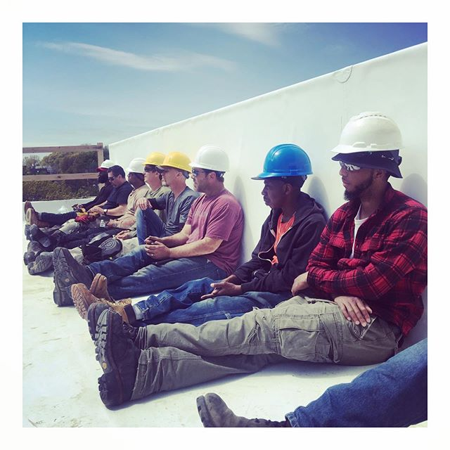Placetailors.  #carpenters #craftsman #artists #construction #shop #talk #passivehouse #placetailor #boston #2030 #carbonchallenge #greenbuilding #netzero #keepcraftalive #crew #family