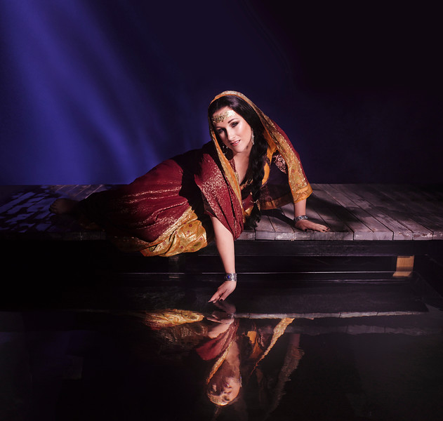 Diana Damrau stars in  The Pearl Fishers
