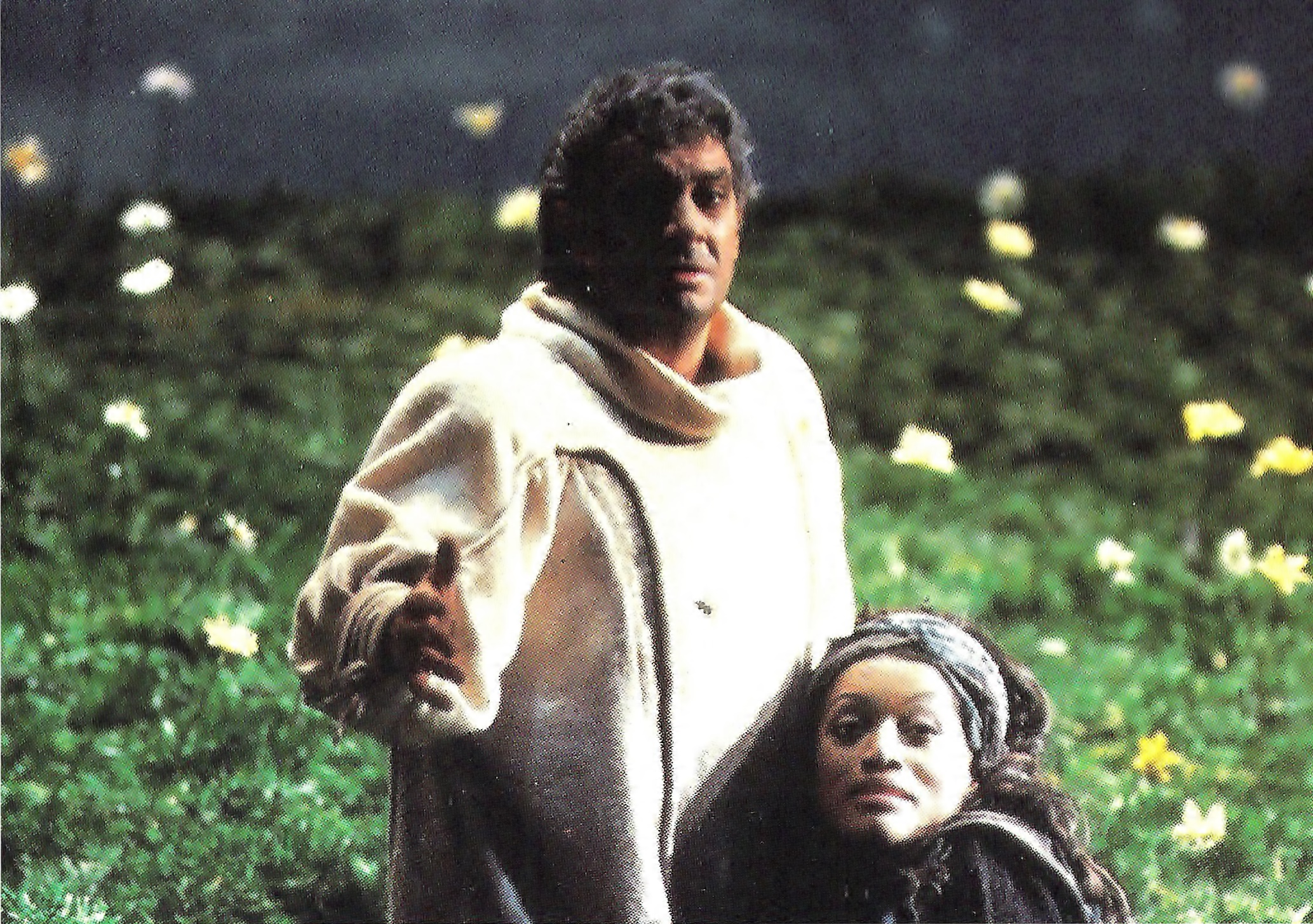 Placido Domingo and Jessye Norman in the Met's Otto Schenk  Parsifal