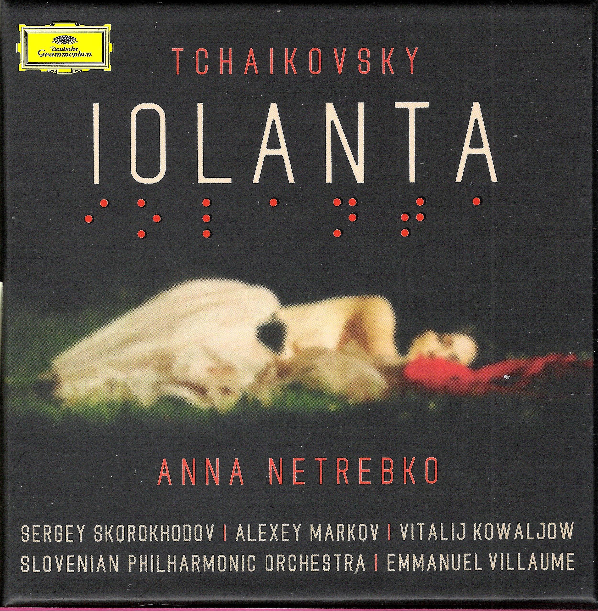 Anna Netrebko stars in Tchaikovsky's  Iolanta  under Emmanuel Villaume