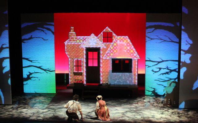 Bronx Opera's  Hansel and Gretel , May 2012