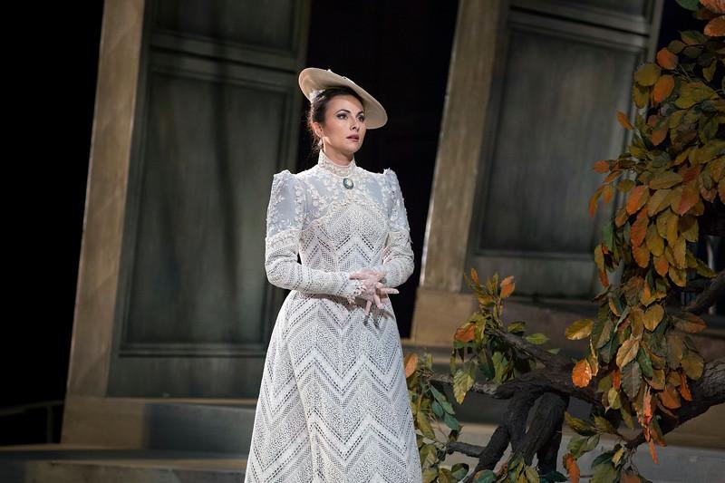 Mezzo Isabel Leonard is Charlotte in Massenet's  Werther