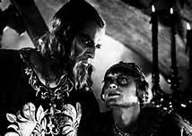 Ivan and son Fyodor in Eisenstein's film