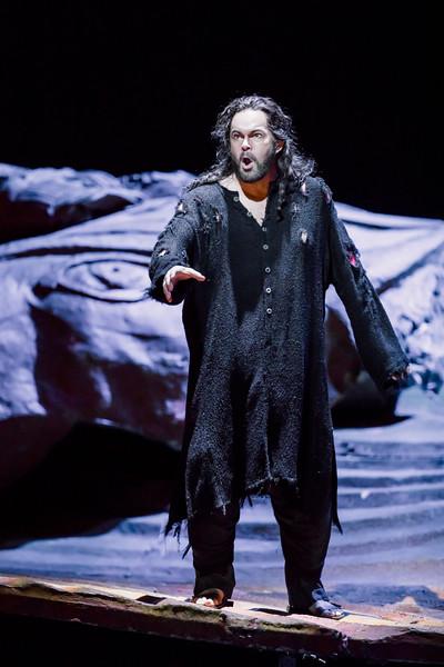 Gerald Finley as Athanaël, a Cenobite monk