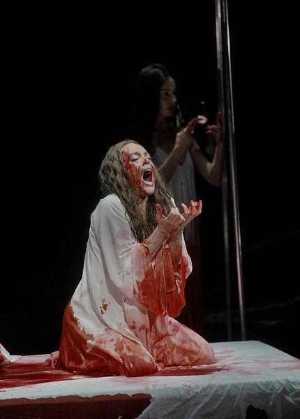Herlitzius in blood, Act II