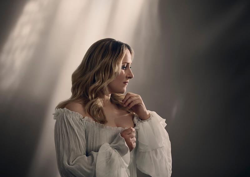Diana Damrau in the Met's new  La Traviata