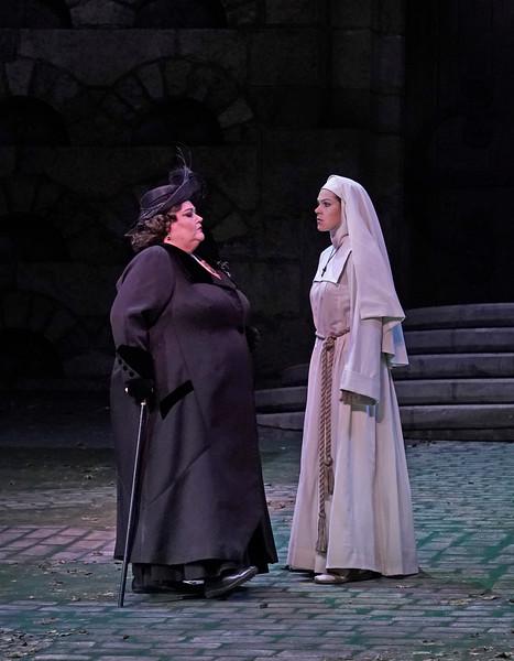 Stephanie Blythe as La Principessa in  Suor Angelica
