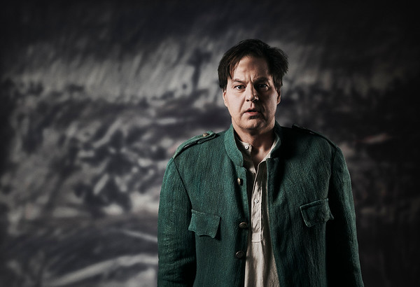 Peter Mattei stars in the title role of Berg's  Wozzeck