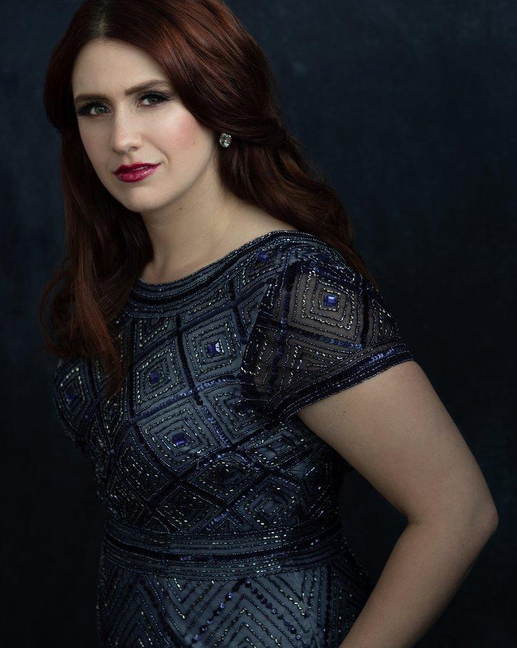 Hannah Ludwig sings the role of Pippo in Rossini's  La gazza ladra