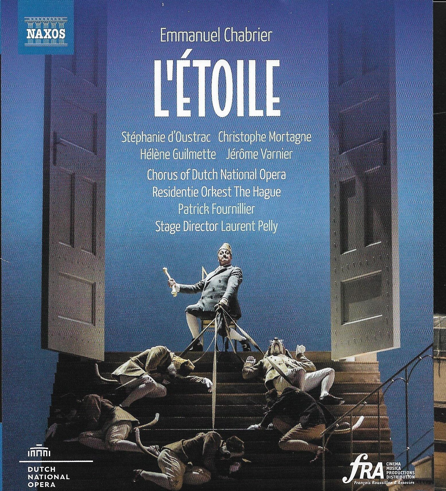 Dutch National Opera's  L'Étoile , directed by Laurent Pelly, filmed in 2014, newly released