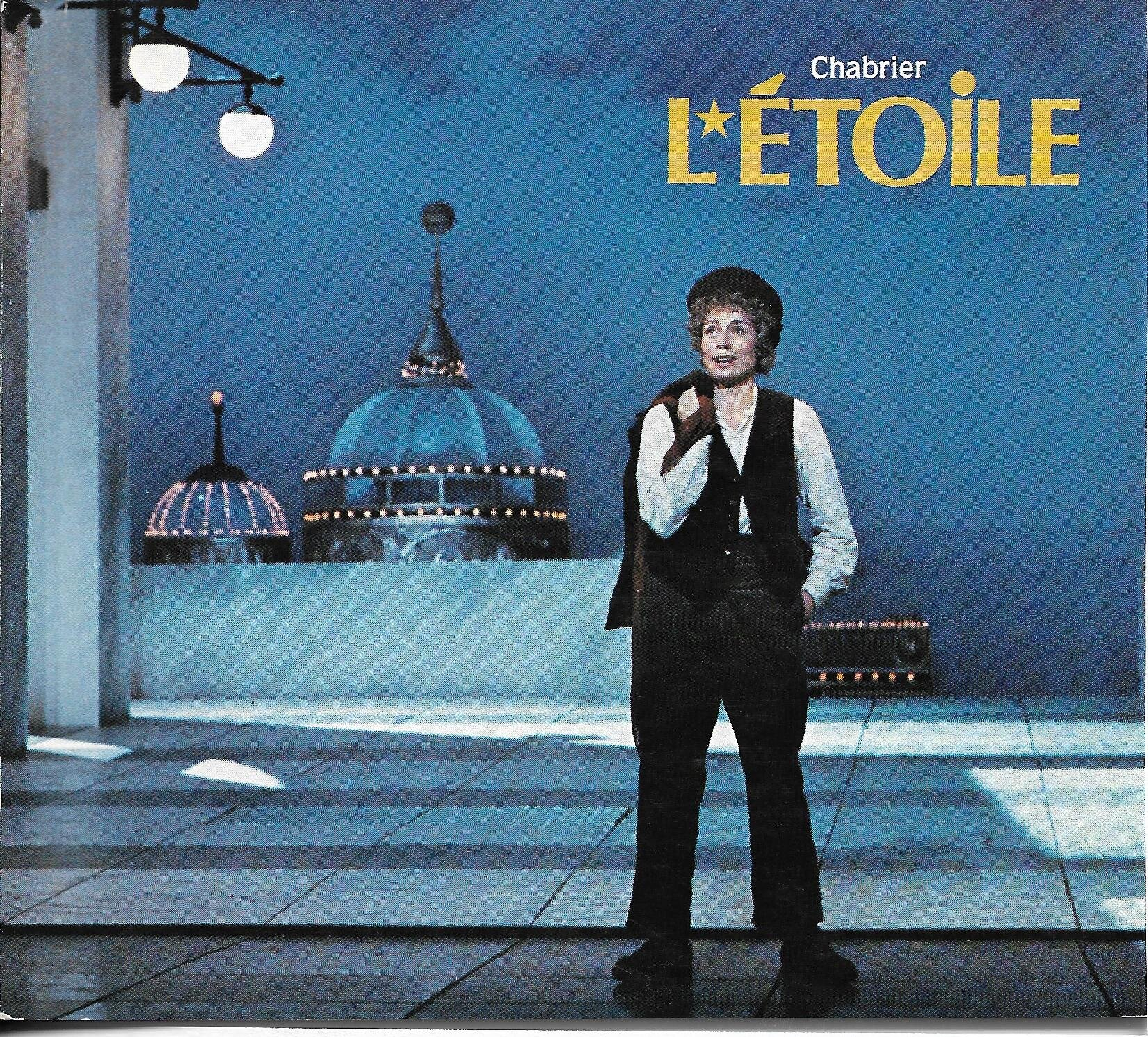 L'Etoile  from  Opéra National de Lyon  with Colette Alliot-Lugaz as Lazuli, conducted by John Eliot Gardiner