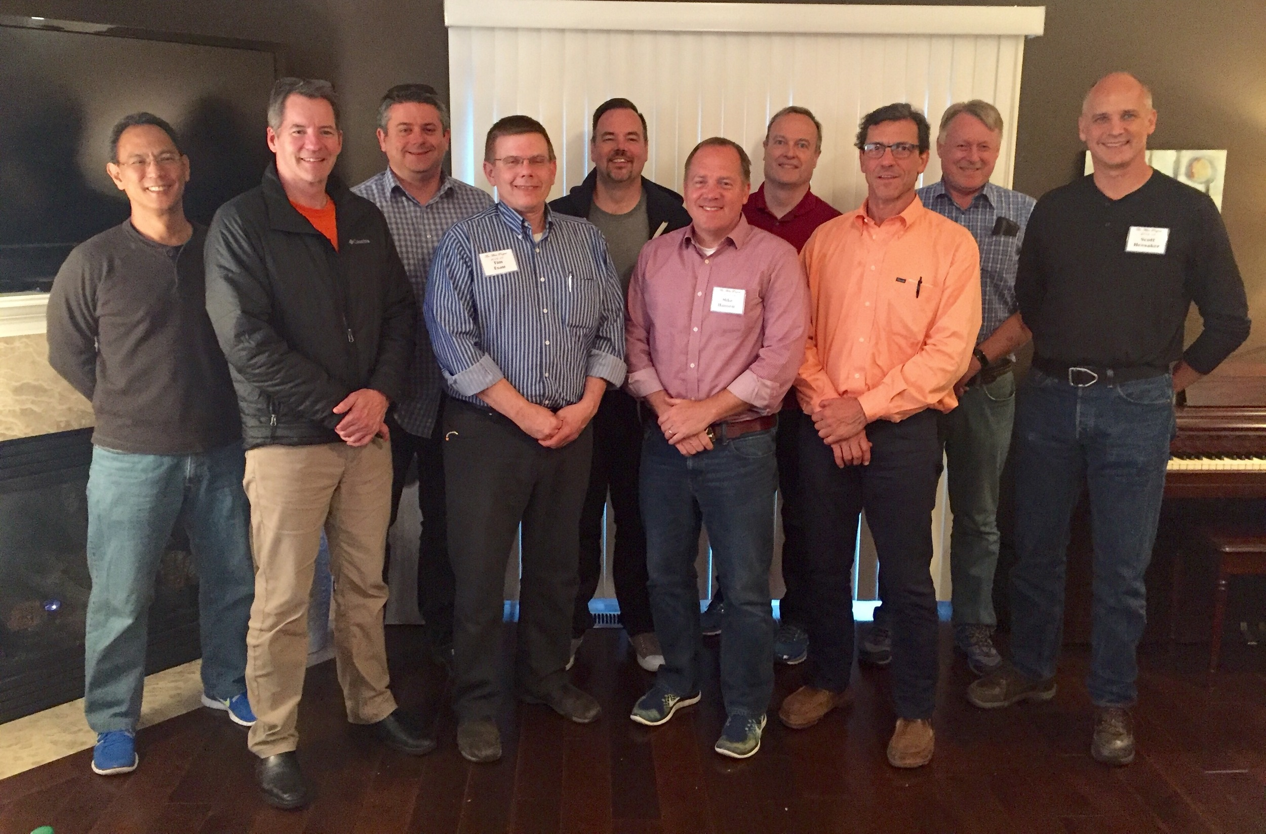 The incredible dads of Abba Project 2016