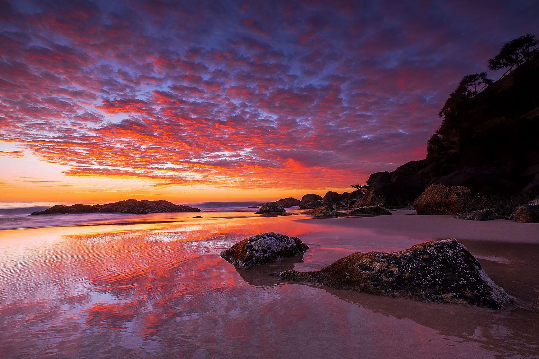 Snapper Rocks, QLD. Australia.