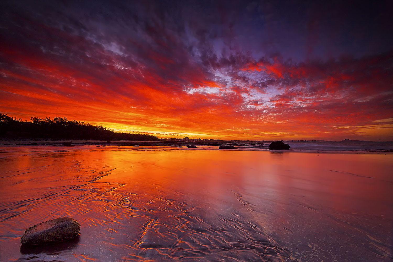 Point Cartwright, Sunshine Coast, QLD. Australia.