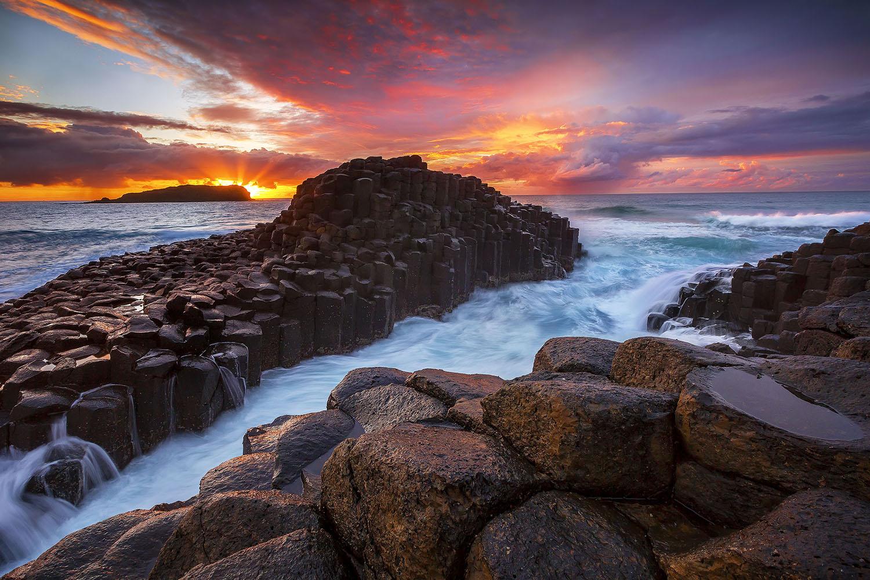 Fingal Heads, NSW. Australia