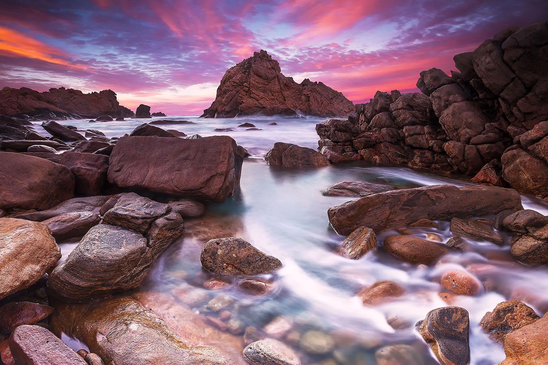 Sugarloaf Rock, Dunsborough, Western Australia