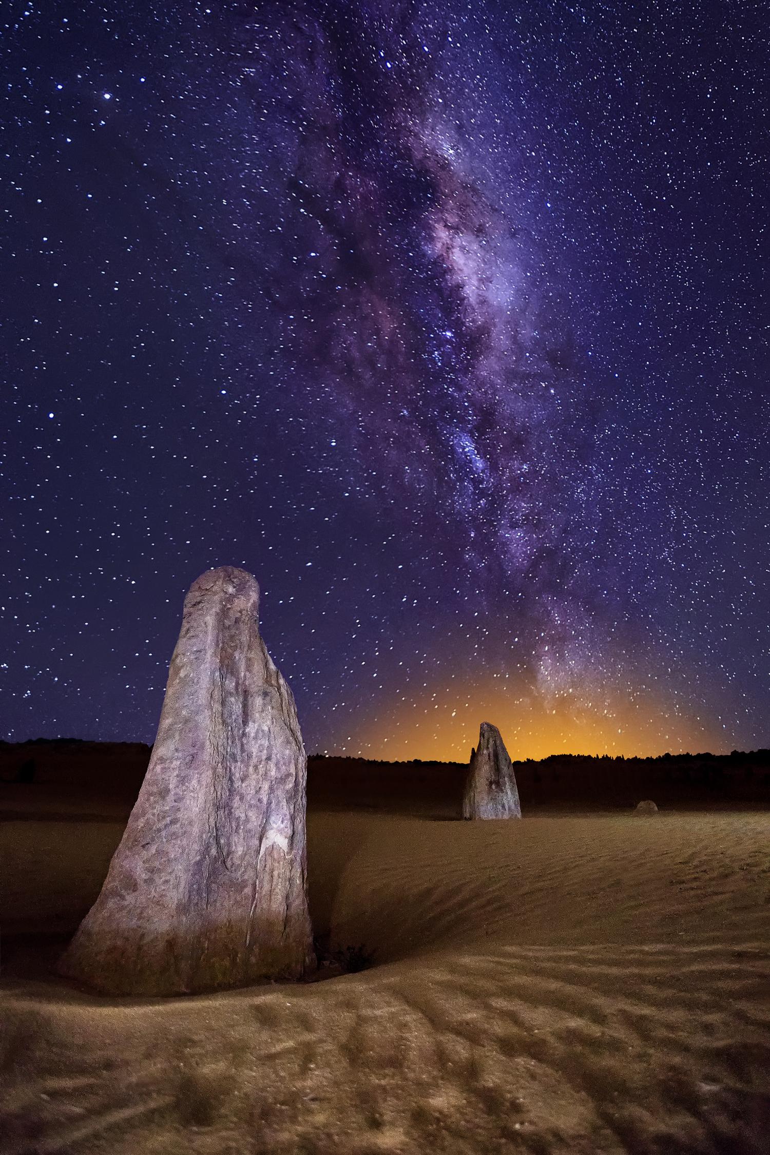 The Pinnacles, Western Australia.