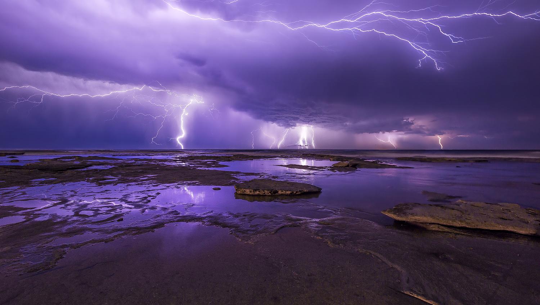 Shelly Beach, Sunshine Coast, QLD.