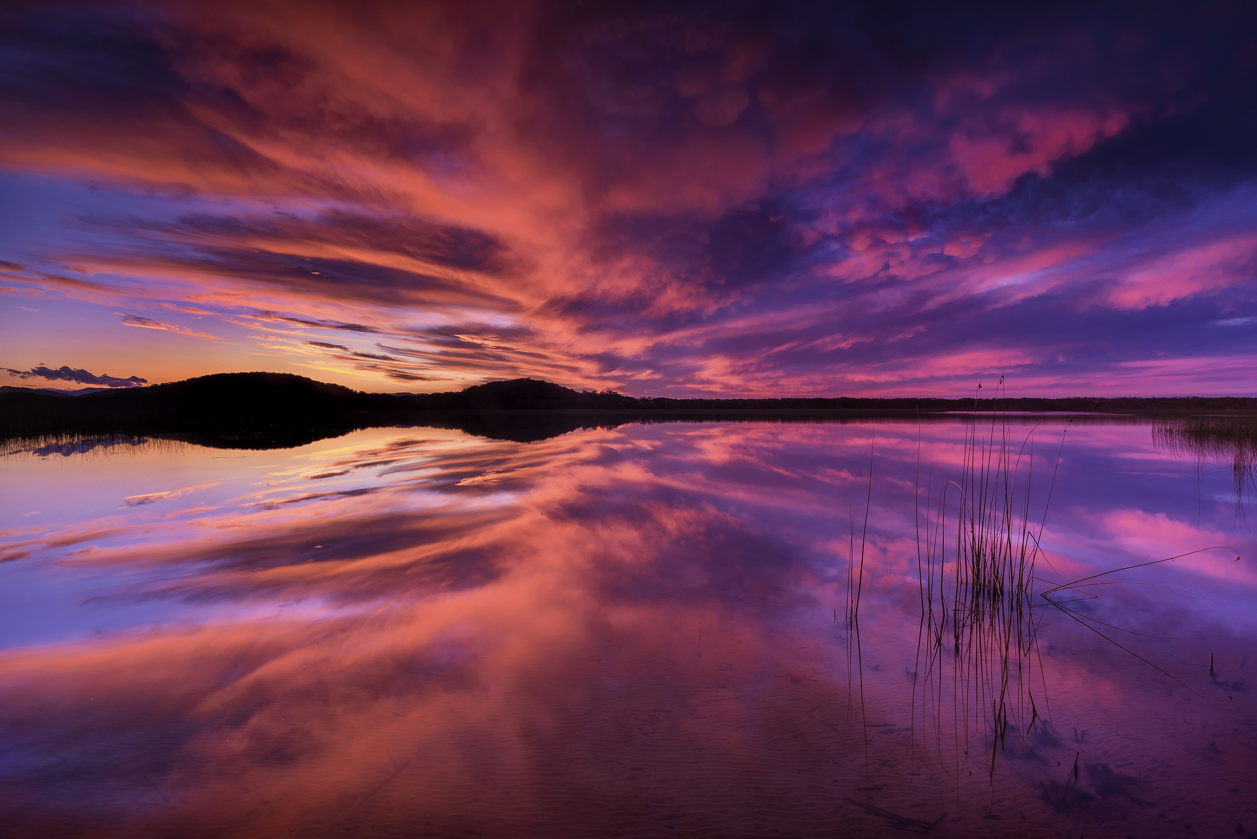 Cudgen Lake, NSW