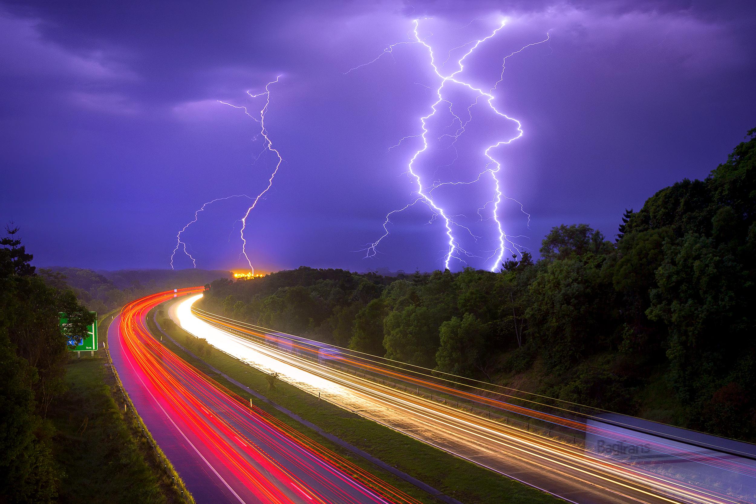 Tweed Coast Storm
