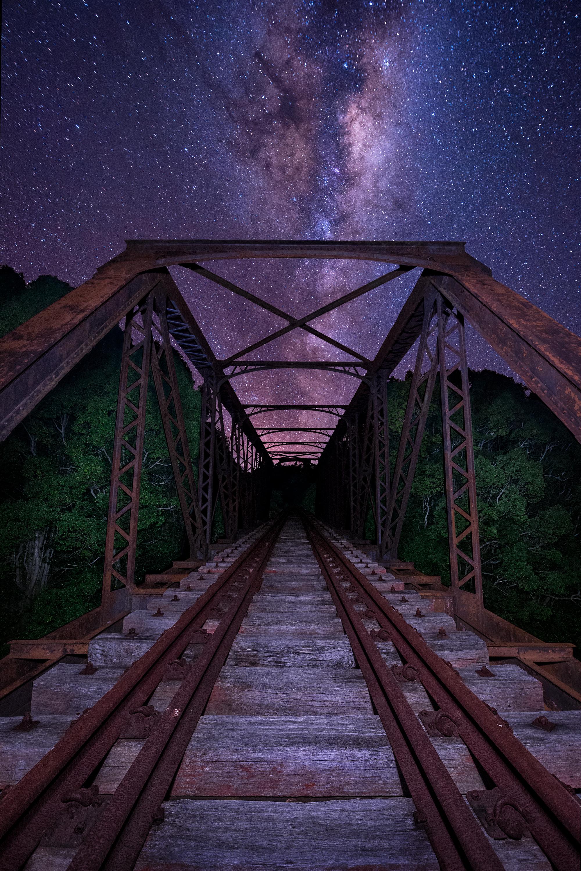 Byron Shire Railway, NSW. Australia