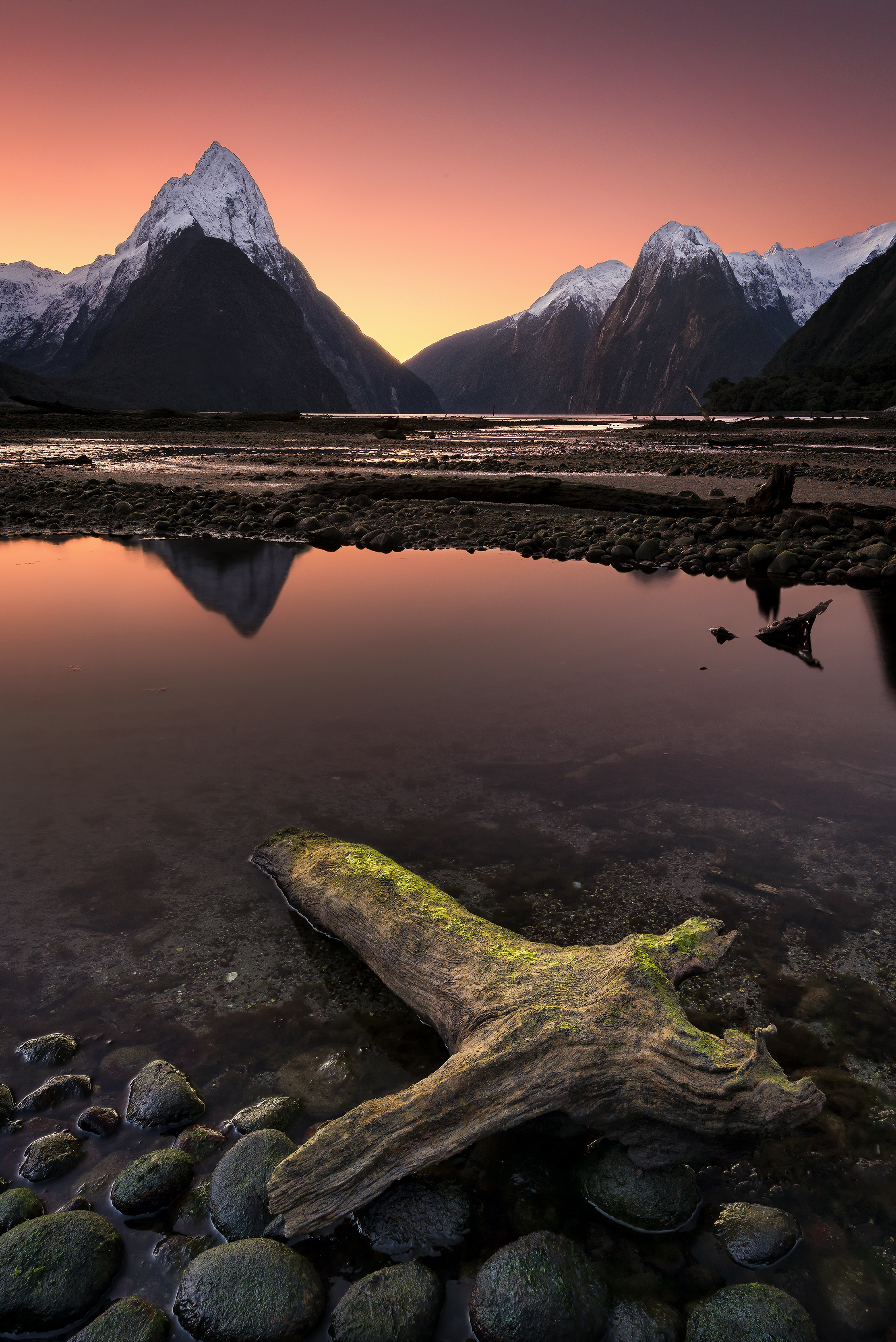 Milford Sound #2, New Zealand