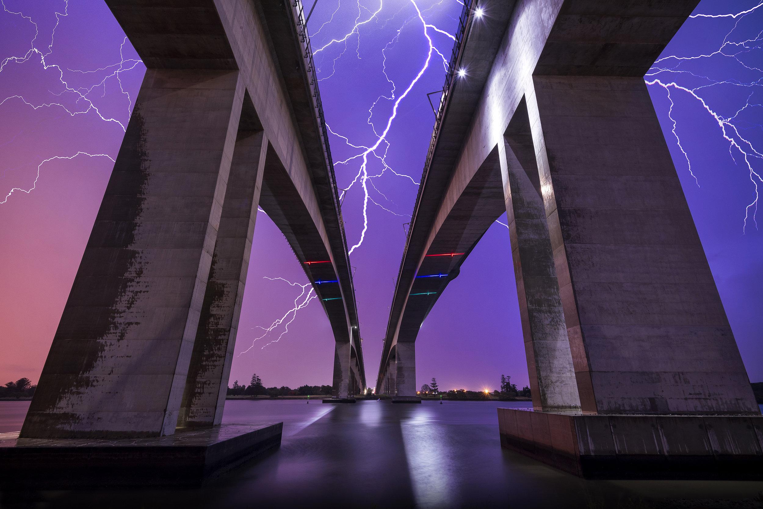 Brisbane Bay, QLD. Australia