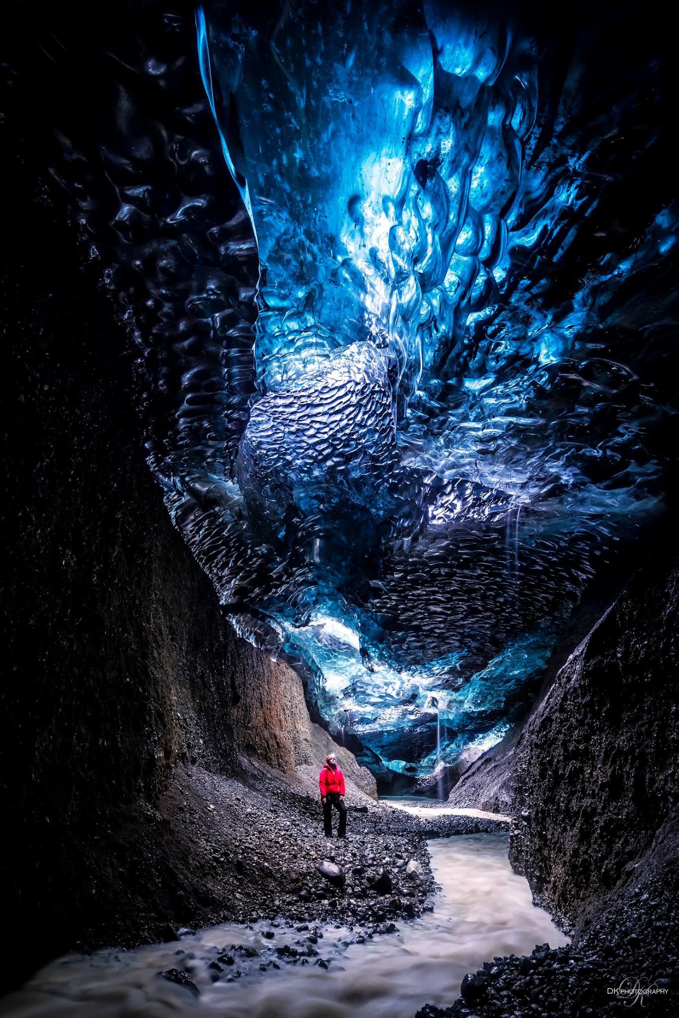 Vatnajökull Galcier, Iceland