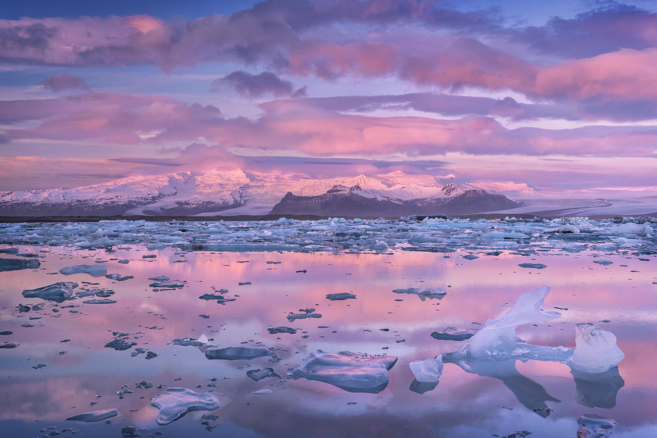 Jökulsárlón Lagoon, Iceland