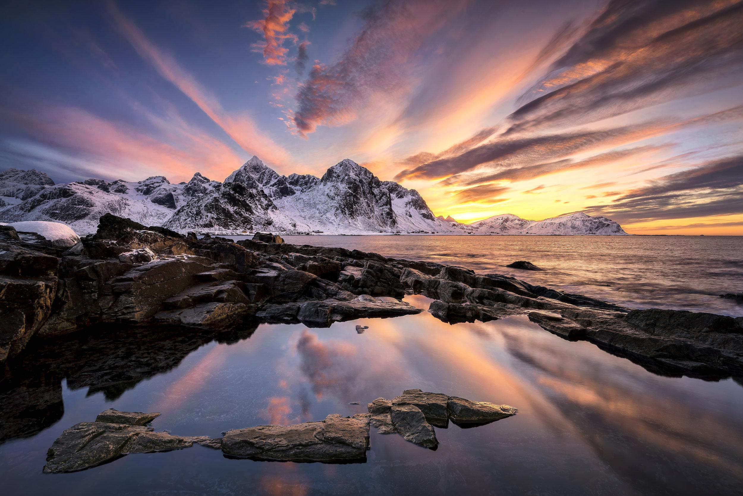 Vareid, Norway