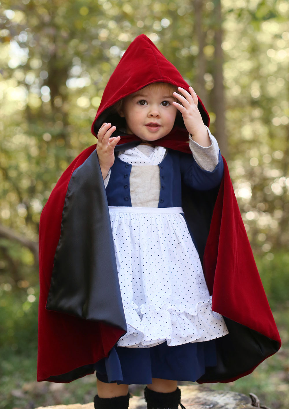 Little Red Riding Hood Toddler 18th Century