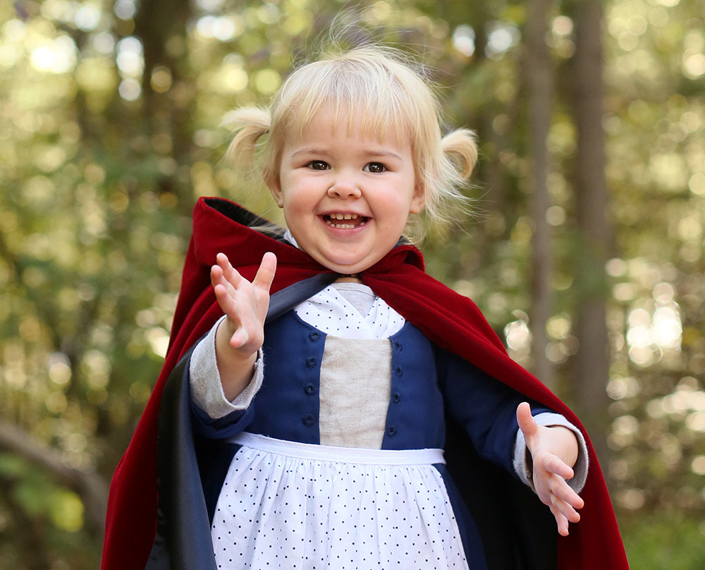 Little Red Riding Hood Toddler