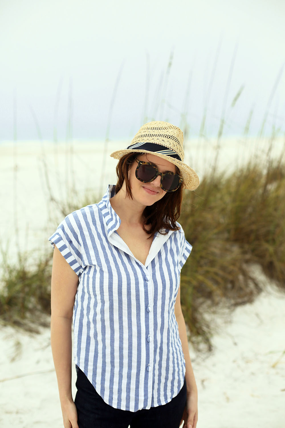 What I Wore - Beach Comber McCalls's M 7387