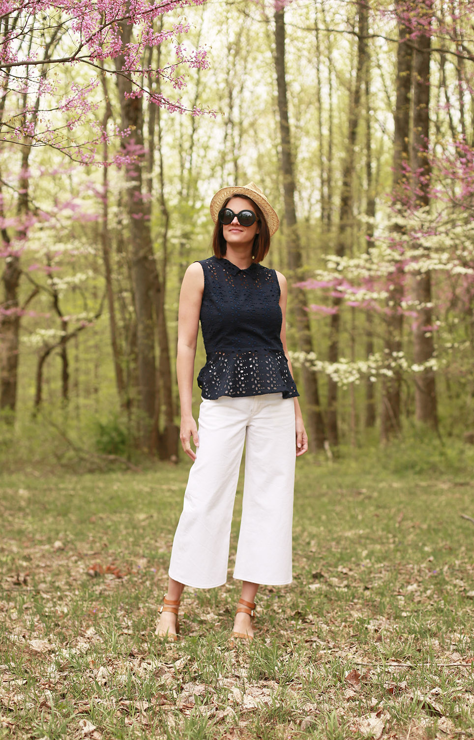 Peplum Top and Wide Leg Dawn Jeans 3.jpg