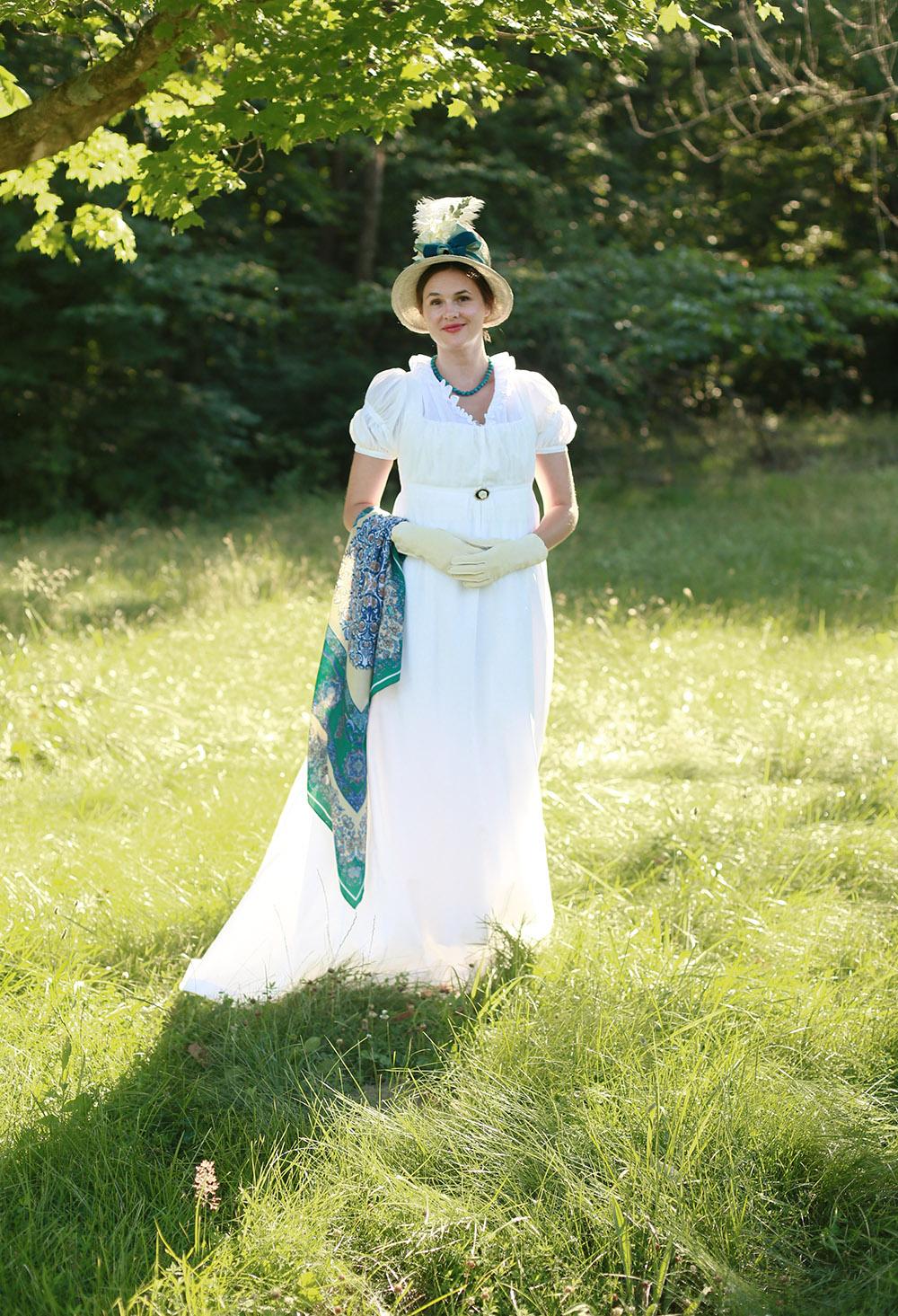Regency Gown 1810