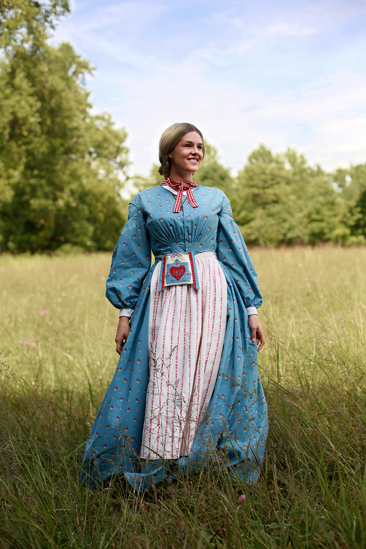 Historical Kirsten Costume Jessica Quirk