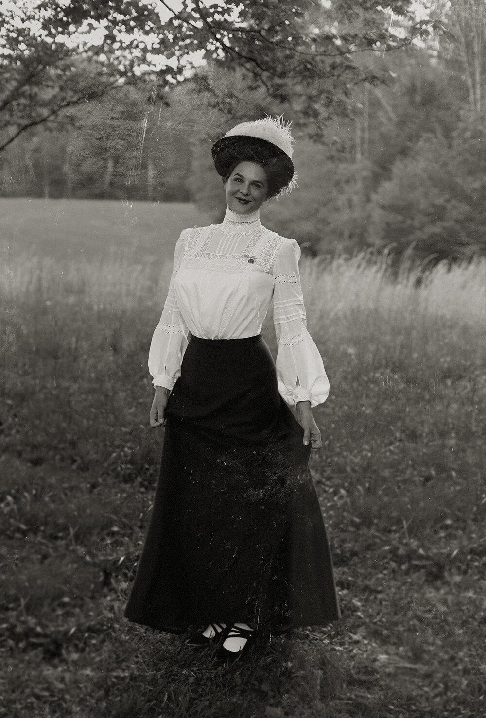 Time Traveling | Edwardian Era circa 1903 — Studio Quirk