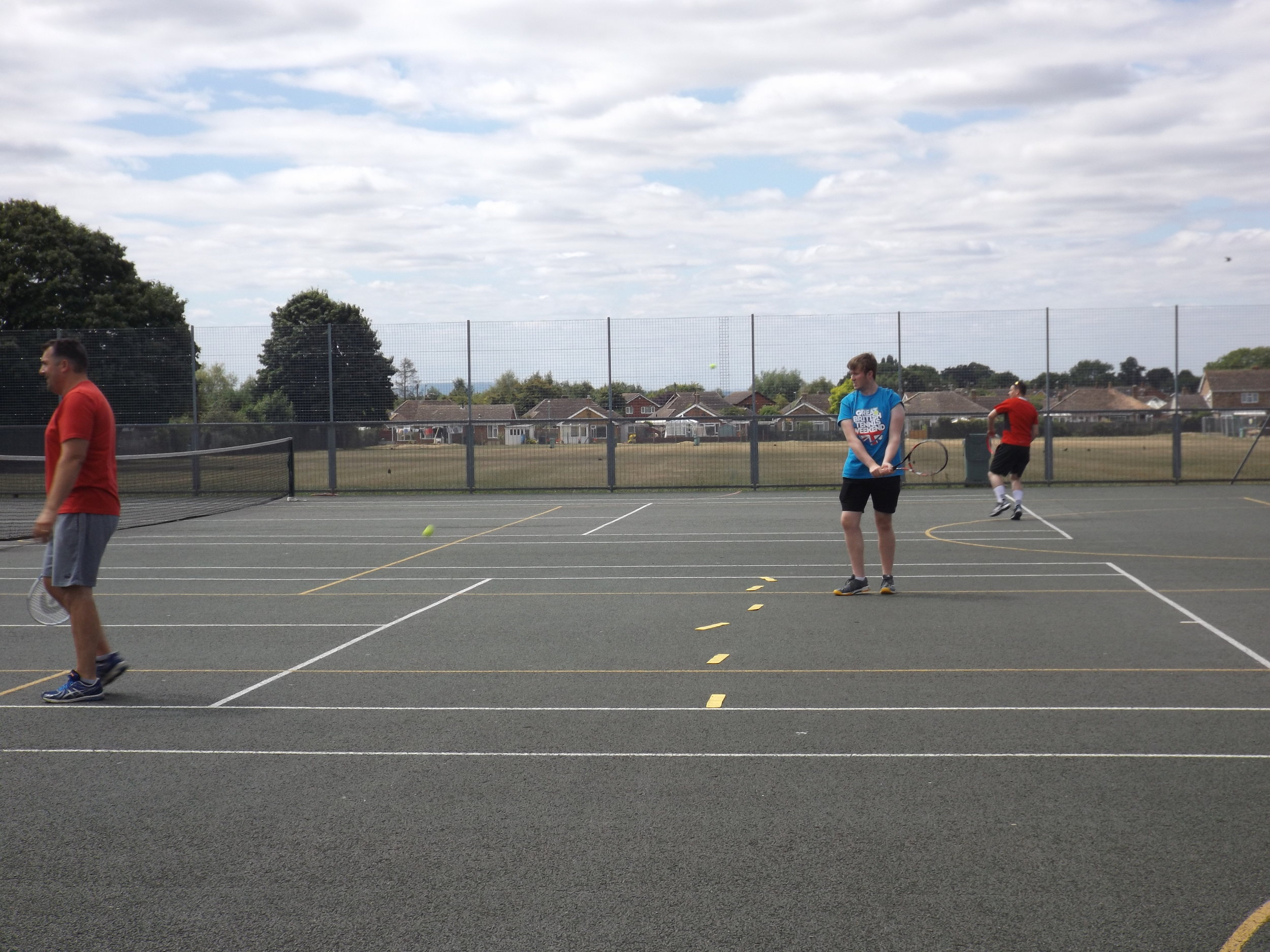 Adult Coaching - Our adult groups lessons are great for all abilities and there is something for every kind of player.