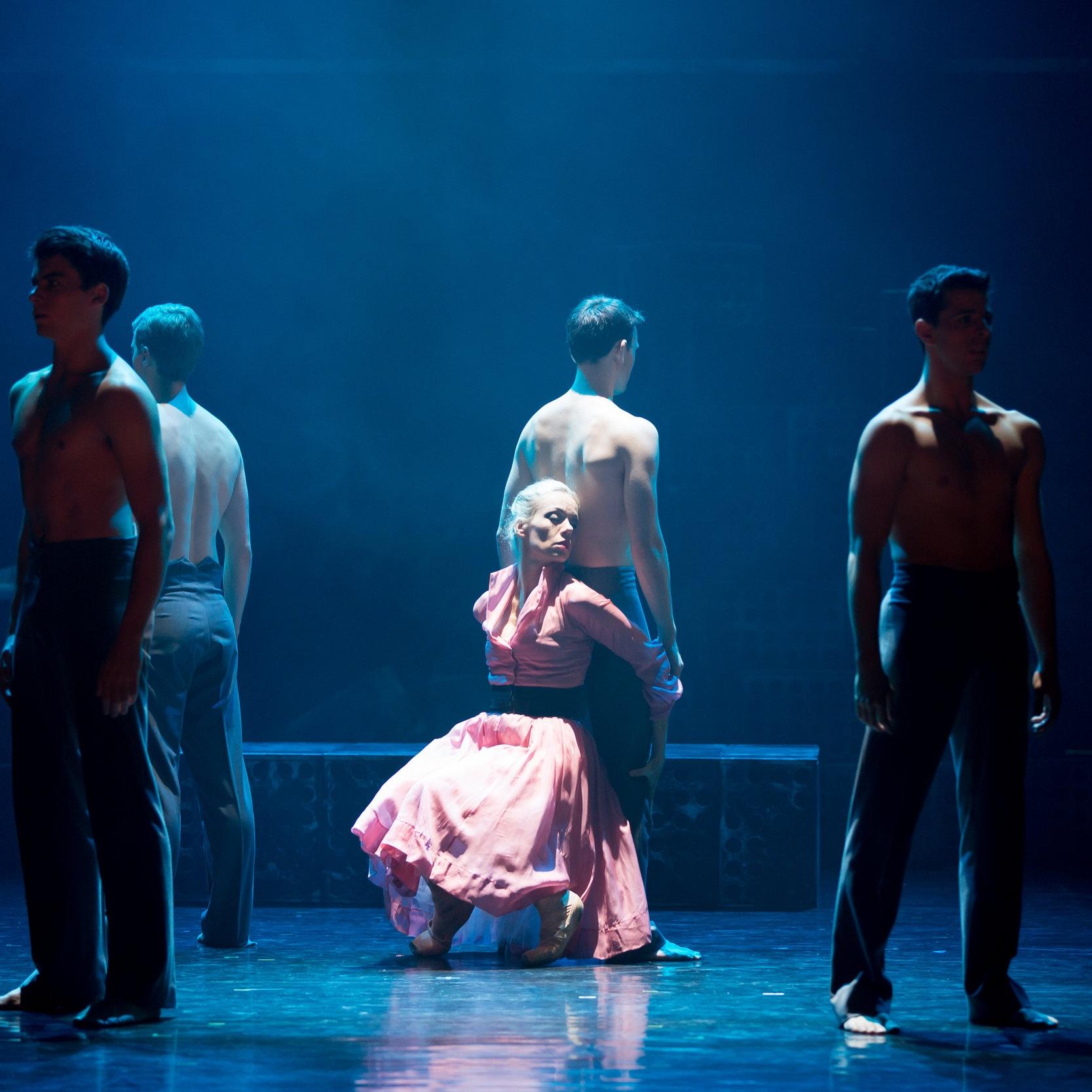 Photo courtesy of Scottish Ballet (2015)