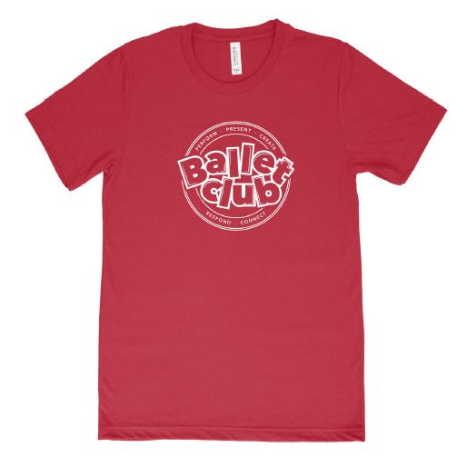Ballet Club t-shirt
