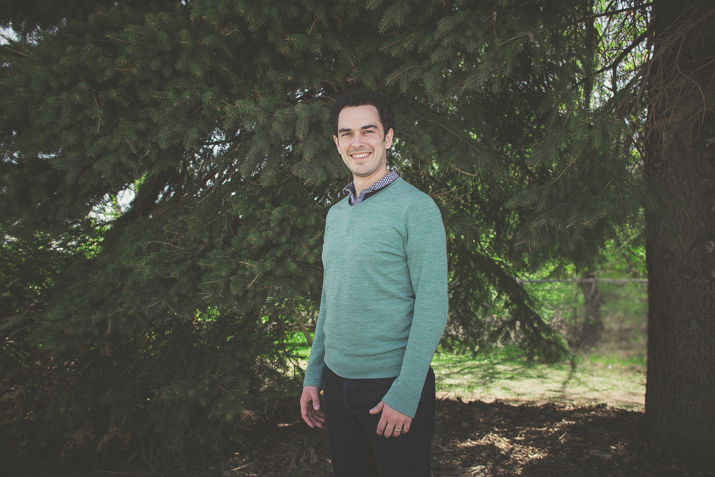 David Bonnet   School of Ministry Pastor and Operations Manager   David is passionate about people encountering God in a real way, being transformed by the revelation of His love so that they can change their world.