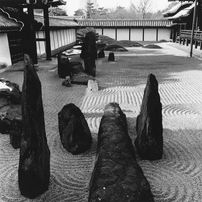 Abbot's Garden, Tofuku-ji