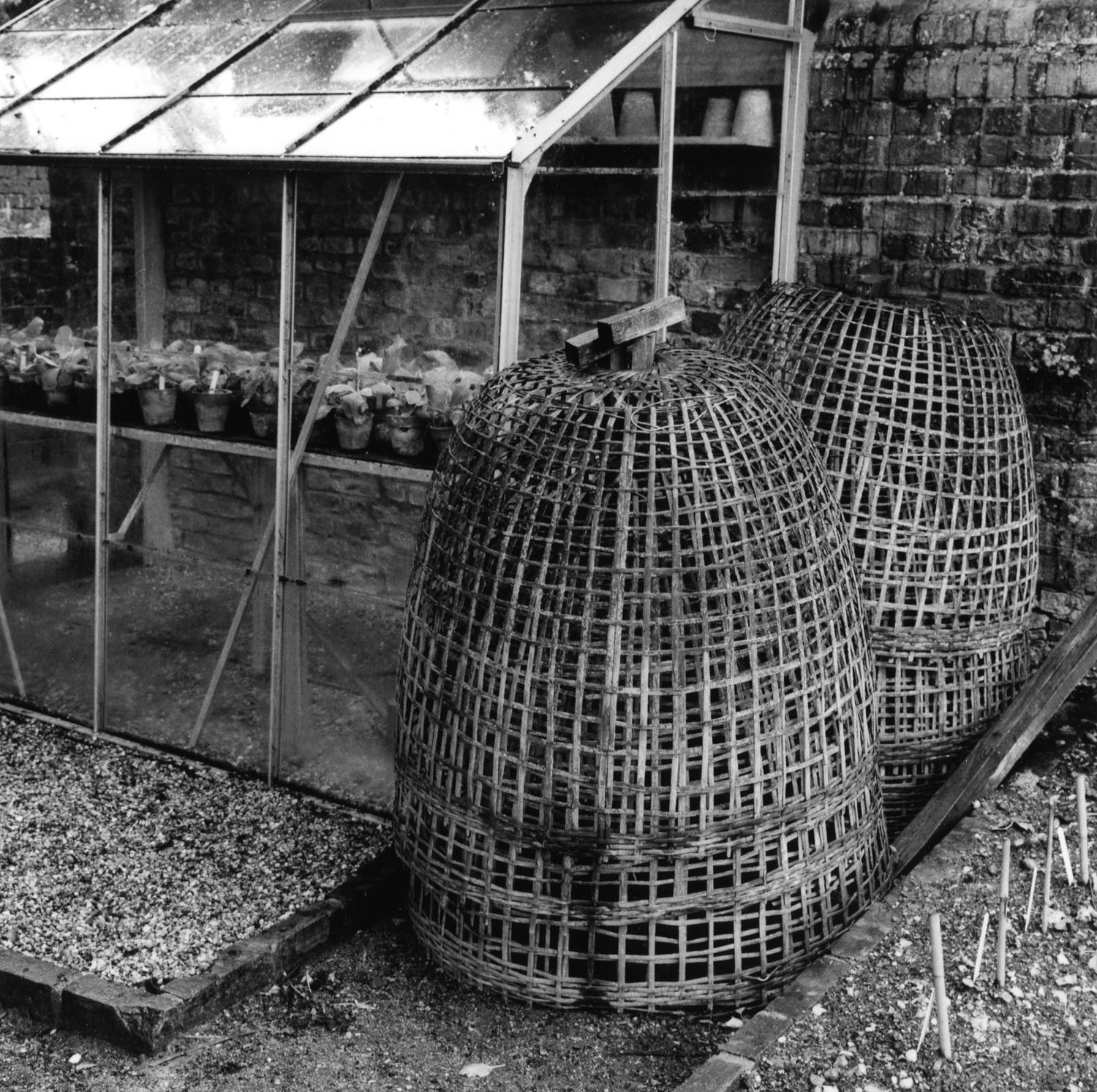Woven Cloches, Hatfield House