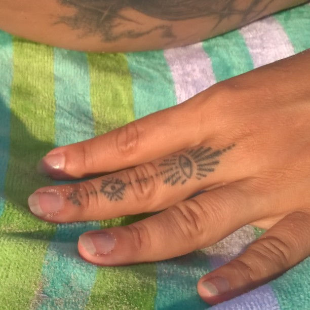 @sara_kingsland and her beautiful #tattoo  #nutcracker