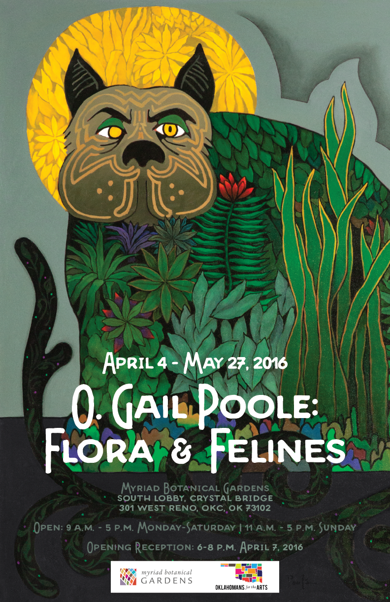 O Gail Poole Flora and Felina Poster-01.png