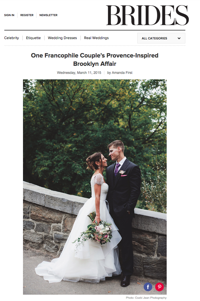 brides.com feature